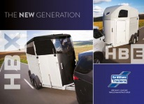 Horsebox HBX & HBE Brochure