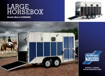 Large Horsebox