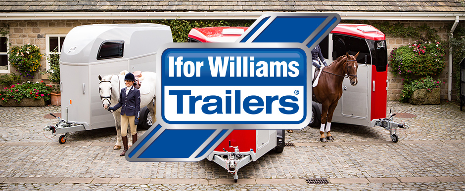 Ifor Williams Trailers - The New Generation HBX + HBE
