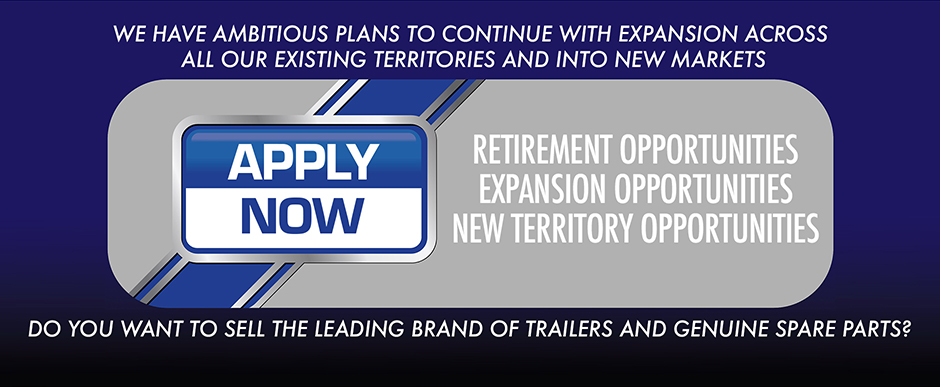 New Distributor Applications - Do you want to be part of the Ifor Williams Trailers Family?