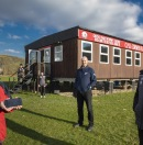 Corwen football clubhouse