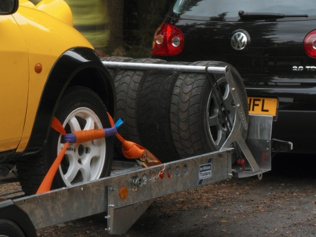 Car Trailer Winch >> Accessories for CT115 & CT136 » Ifor Williams Trailers Ltd - Britain's Leading Trailer Manufacturer