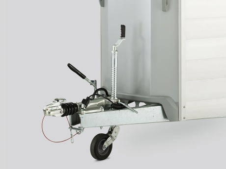 Auto Lift Jockey Wheel