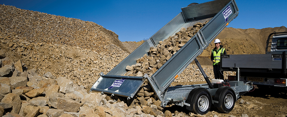 Twin Axle Tipper