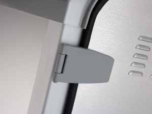 Tough, Nylon Moulded Hinges & Handles