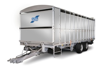 Trailer Range Ifor Williams Trailers Ltd Britains