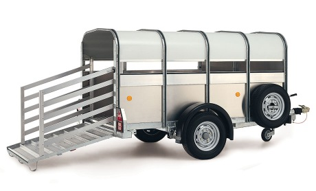Livestock Ifor Williams Trailers Ltd Britains Leading