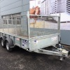 GD125 12'x5' With Loading Ramp